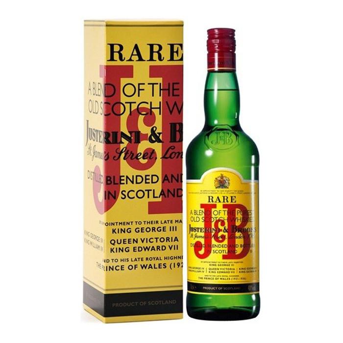 J&B Blended Scotch Whisky 0,7 @ Carrefour