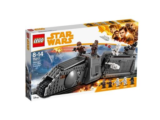 LEGO Star Wars - Imperialny transporter Conveyex 75217