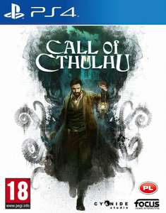 Call of Cthulhu [PL] PS4