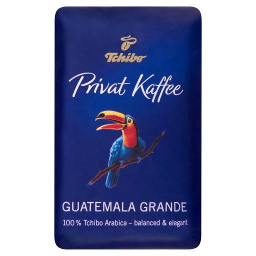 Smart! / Kawa ziarnista Tchibo Privat Kaffee Guatemala Grande 500 g (możliwe 23,50 zł przy 2 szt.)