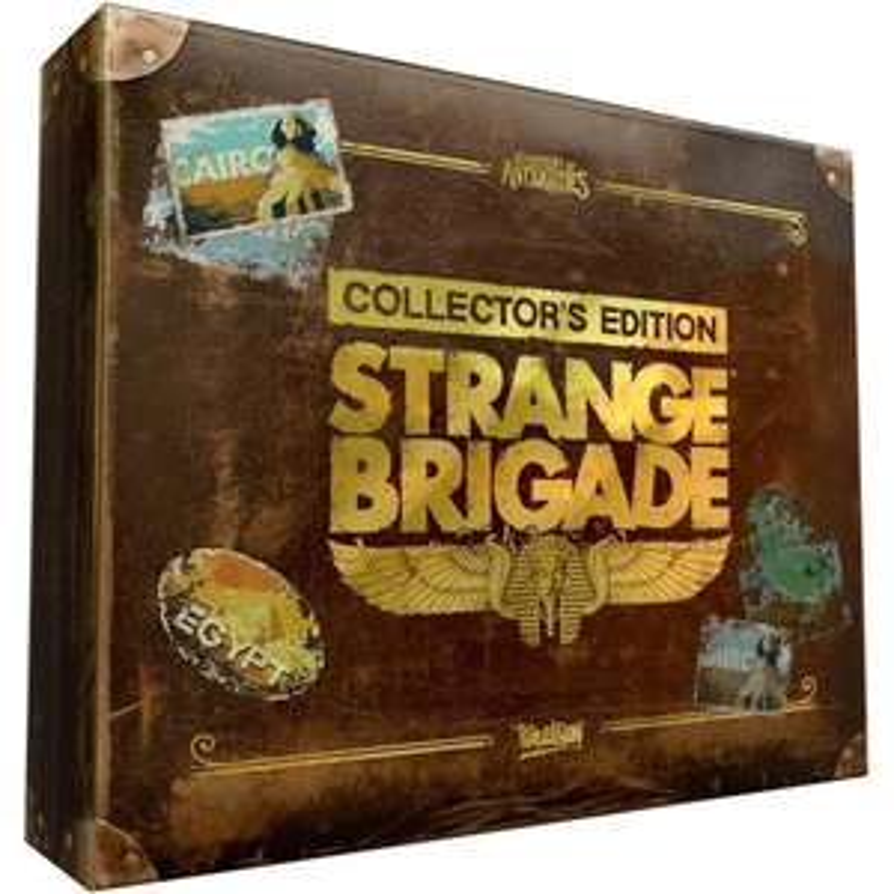 Edycja kolekcjonerska Strange Brigade Xbox One