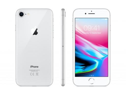 Apple iPhone 8 64GB Silver/Srebrny