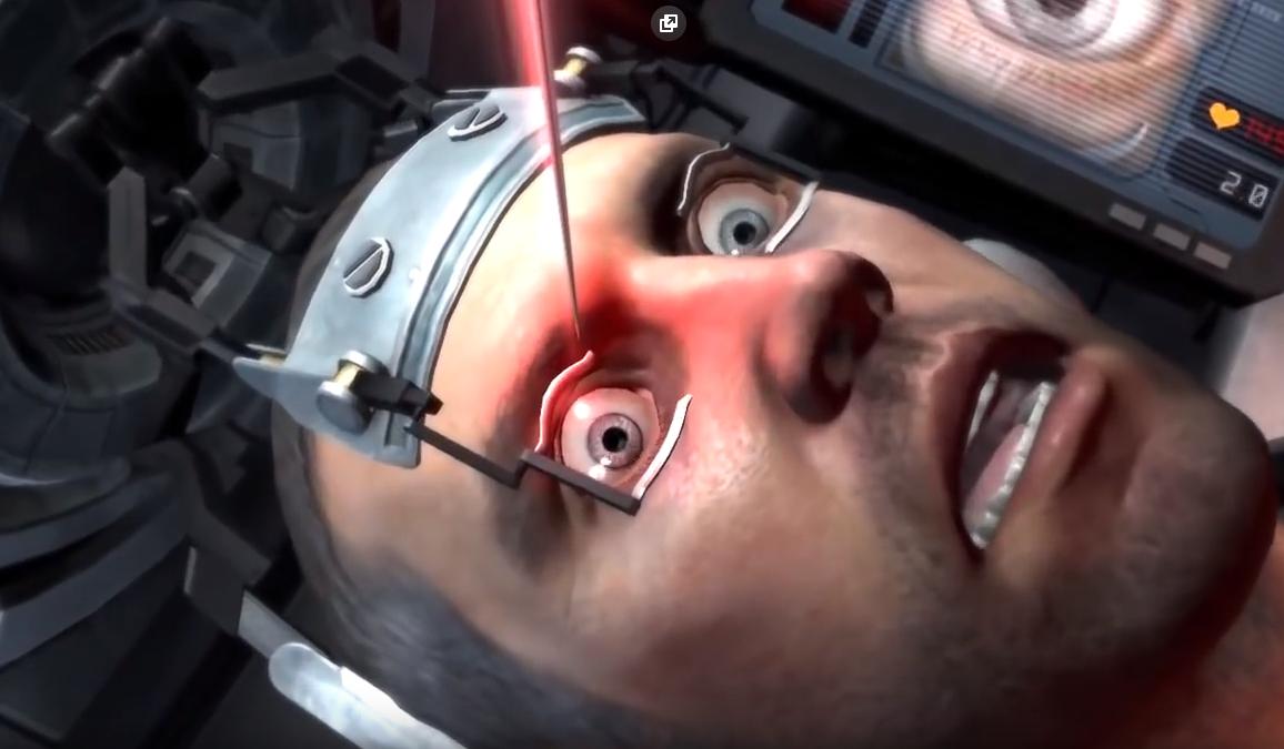Laserowa korekcja wzroku (OPTEGRA)
