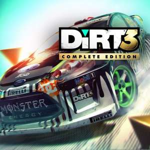 DiRT 3 COMPLETE EDITION - STEAM PC