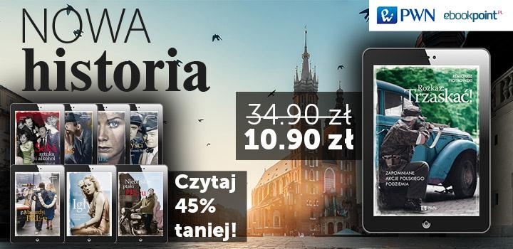 Wyd. PWN Historia Nowa 45% taniej @ ebookpoint.pl