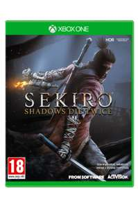 Sekiro: Shadows Die Twice Xbox One