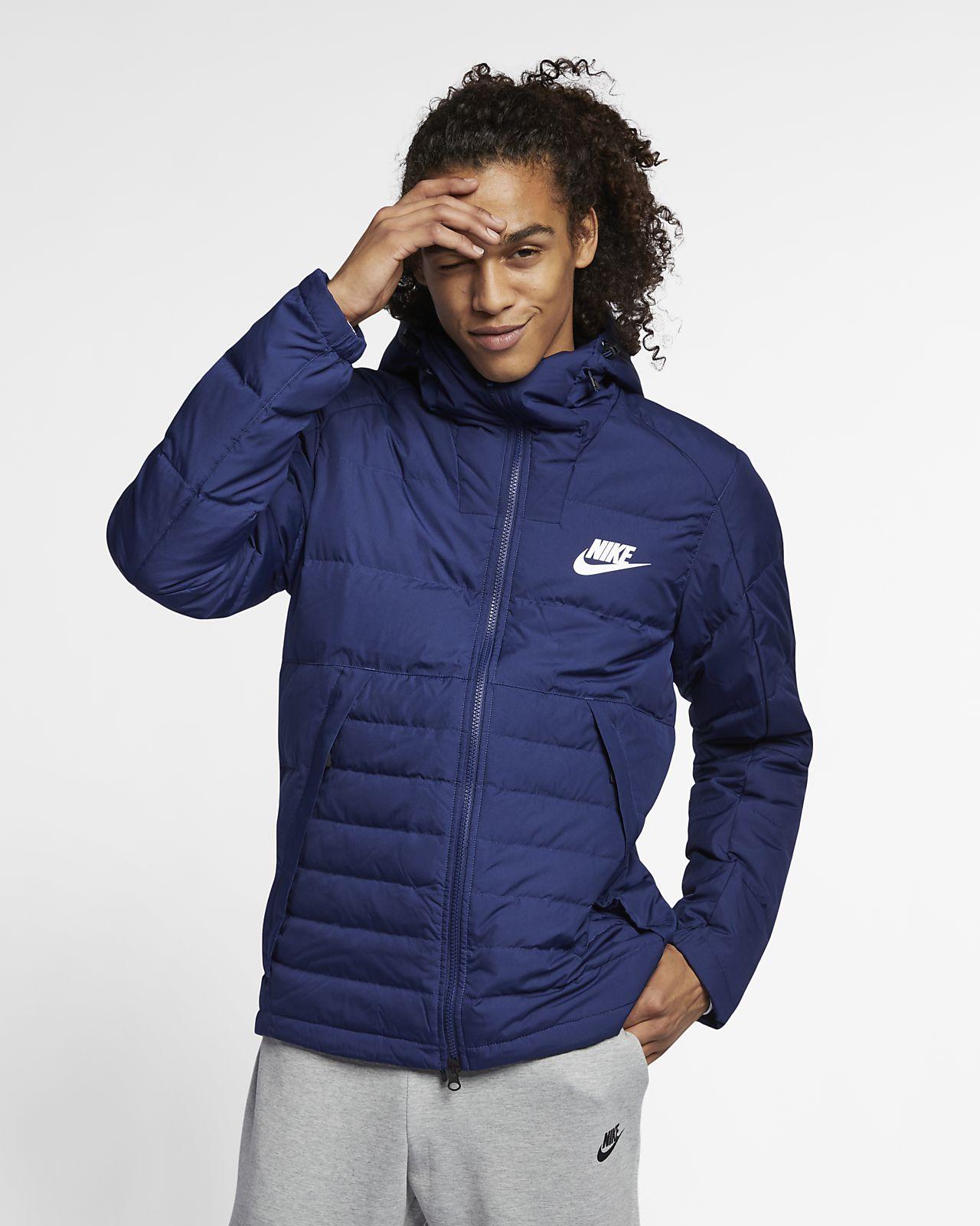 Kurta zimowa Nike z kaczym pierzem(75%)