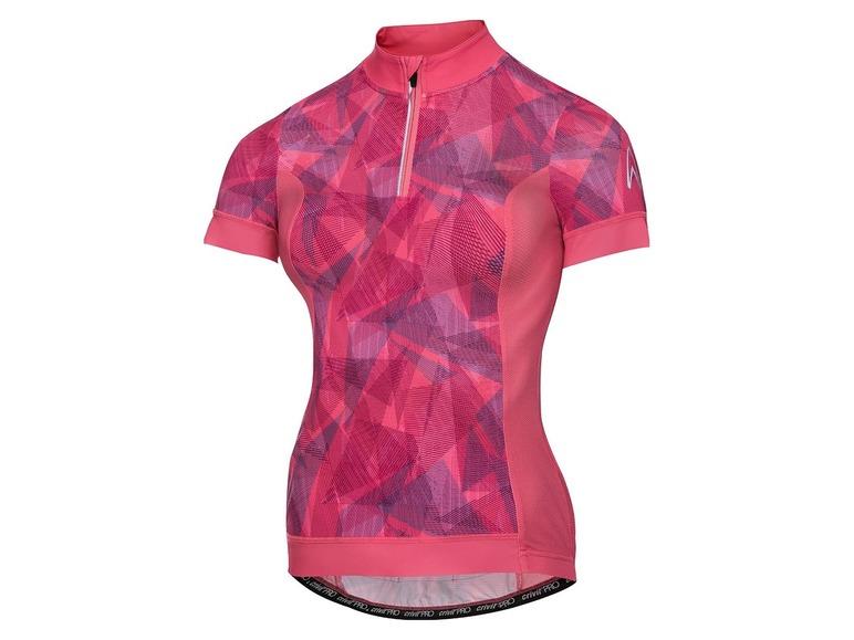 Damska koszulka rowerowa krótki rękaw dostawa 9,99 zł CRIVIT®PRO