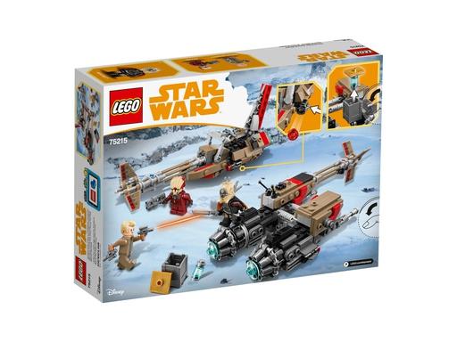 Smart! / Klocki LEGO Star Wars Skutery Jeźdźców Chmur 75215