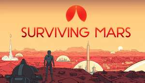 Surviving Mars Epic Game Store ZA DARMO