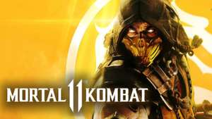 Darmowy weekend z Mortal Kombat 11 PS4/Xbox One