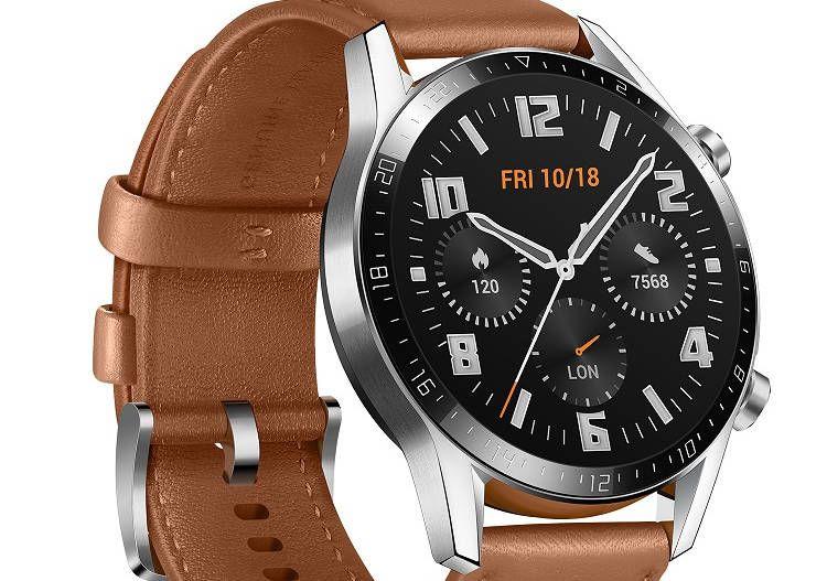Przedsprzedaż Huawei Watch GT2 za 899 zł - gratis słuchawki FreeLace CM70-C warte 339 zł