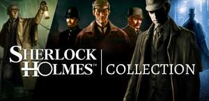 The Sherlock Holmes Collection PC/Steam