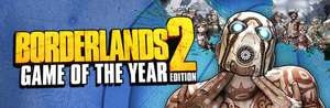 Borderlands 2 Game of the Year Steam