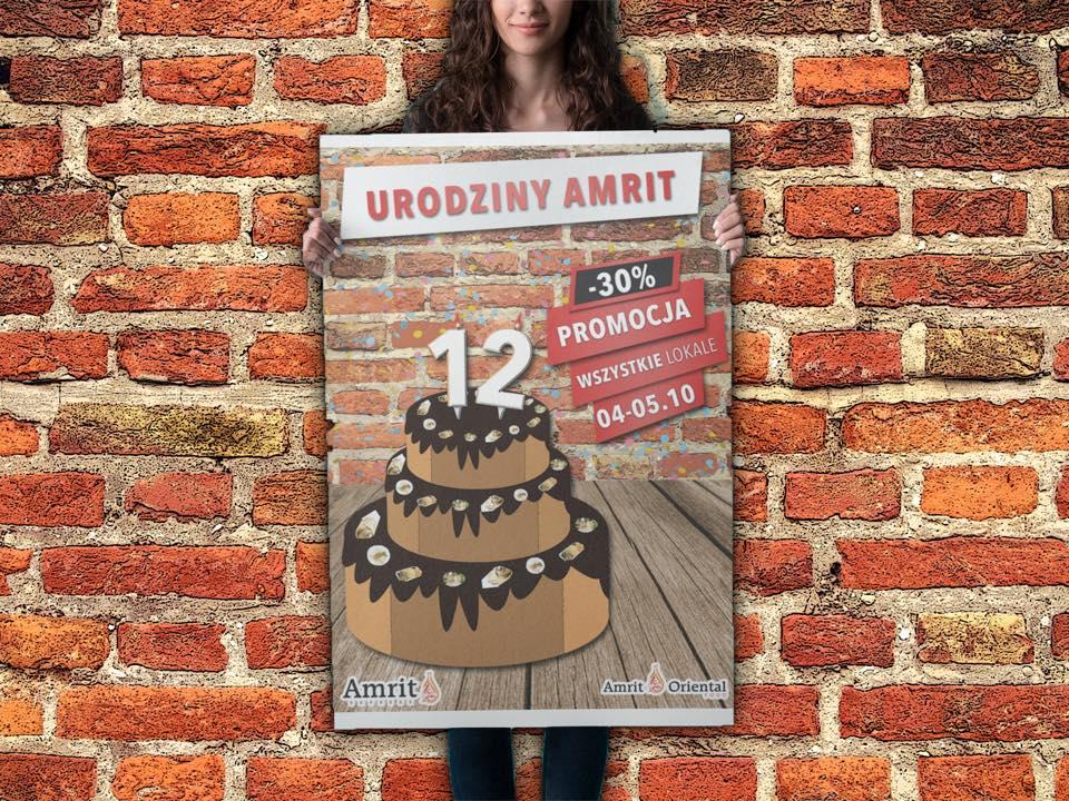 Amrit Kebab -30% na wszystko 4-5 października (Warszawa)