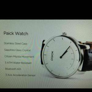 Smart watch za 5USD na Indiegogo