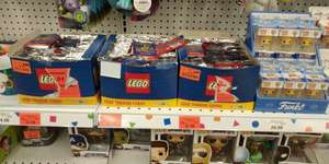 Lego Trading Cards Toys'r'us