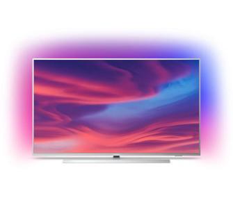 "Telewizor 43"" Philips 43PUS7334, 4K, Ambilight 3strefy, Android, HDR+, procesor 4rdzenie, PPI 1700, IPS, Direct Led, IL 19ms"