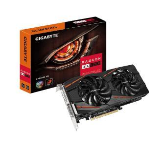Gigabyte Radeon RX 570 Gaming 4GB GDDR5 256bit