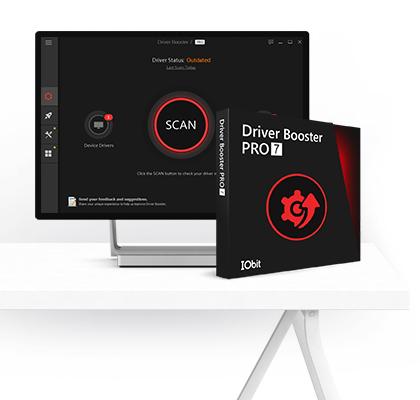 IObit Driver Booster PRO 7.1 - Aktualizacja do najnowszej wersji 7.1 PL.