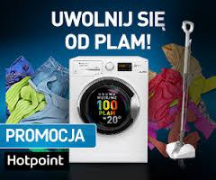 Przy zakupie pralki, mop parowy GRATIS @ Hotpoint