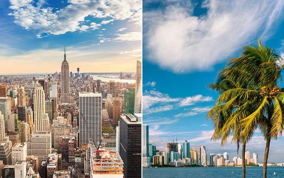 #2in1 Nowy Jork + Miami z Gdańska