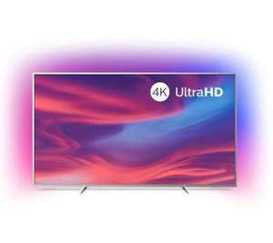 "Telewizor Philips 70"" 70PUS7304, 4K, 50Hz, 1700PPI, Ambilight 3x, Dolby Atmos, BT, WiFi, Android"
