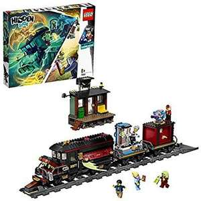 Lego Pociąg Widmo
