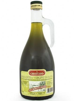 Niefiltrowana oliwa Extra Vergine Villa Chieci Salvadori 1L, cena z kuponem aplikacji Auchan