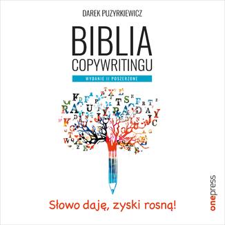 """""""Biblia copywritingu"""" Dariusza Puzyrkiewicza (książka lub ebook) za 50% ceny @ Onepress"""