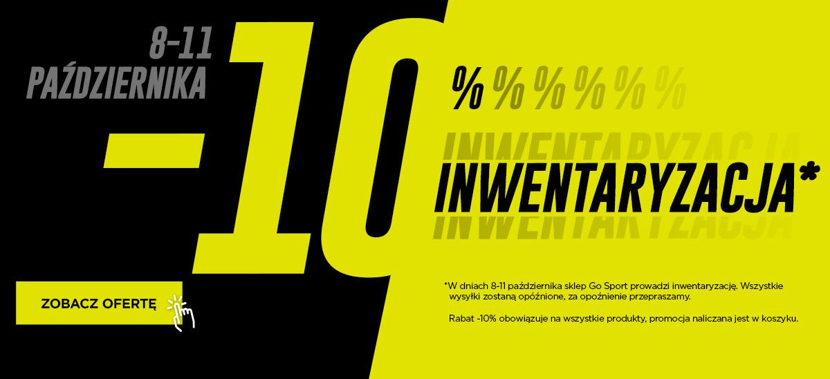GO Sport -10% na wszystko