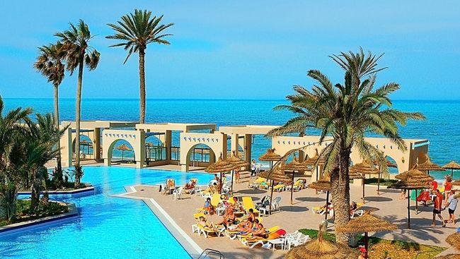 Tunezja:  4* hotel z all inclusive i przy plaży od 1249 zł