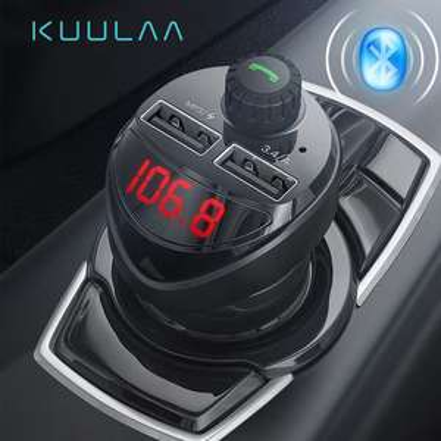 KUULA transmiter FM, bluetooth