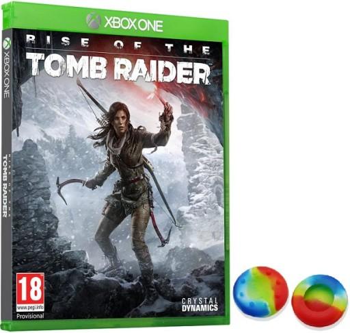 RISE OF THE TOMB RAIDER PL NOWA WAWA + GRATIS/ Xbox One