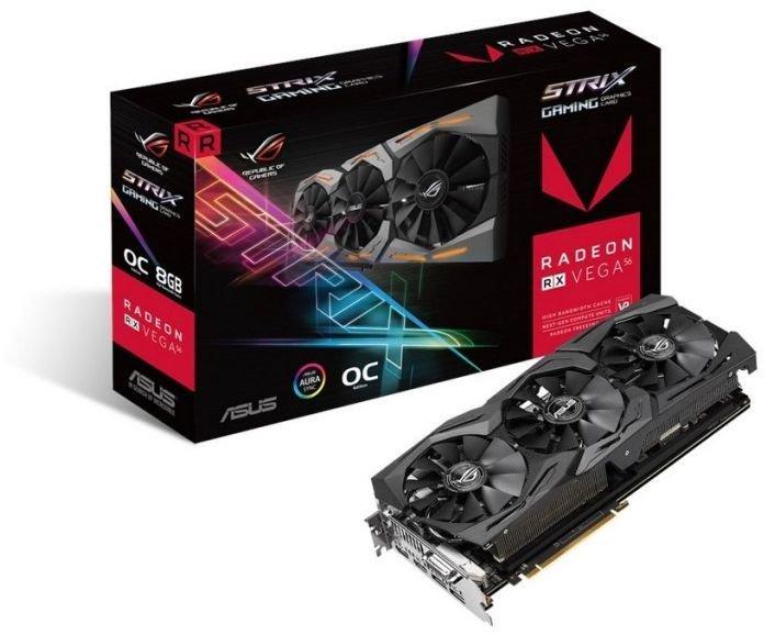 AMD ASUS ROG Strix Radeon RX Vega 56 OC Gaming Amazon.DE