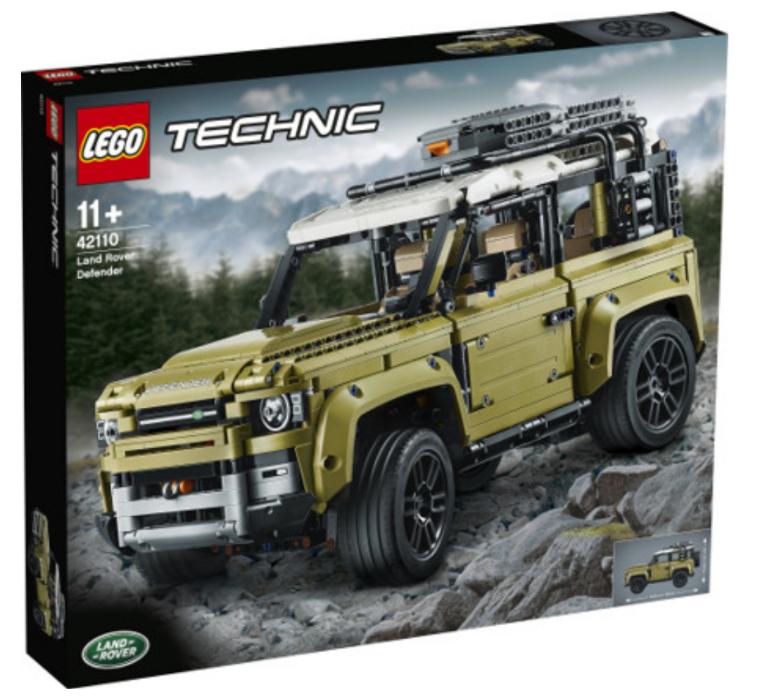 Lego Landrover Defender Technic 42110