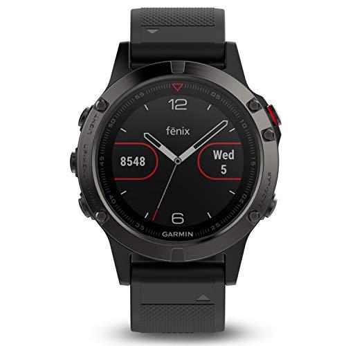 Garmin - zestawienie zegarków (amazon)