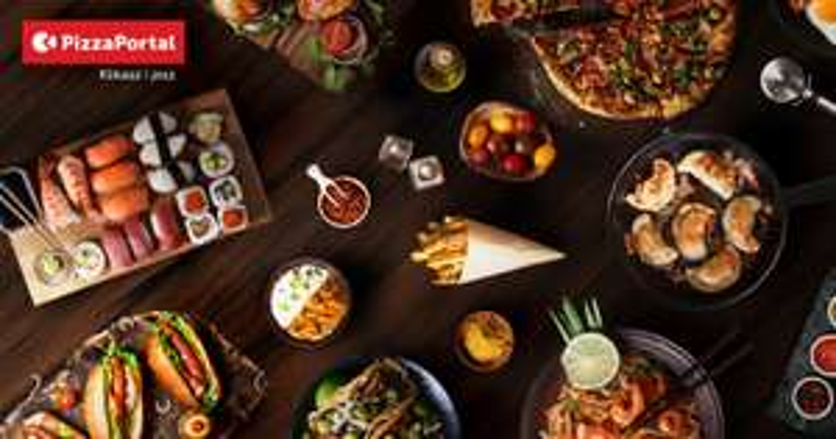 PizzaPortal -KAMPANIA WYBORNA trwa! KODY RABATOWE