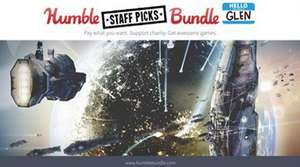 Staff Picks - Glen (m.in.: Brothers - A Tale of Two Sons, Tropico 5, Homeworld: Remastered Collection) @ Humble Bundle