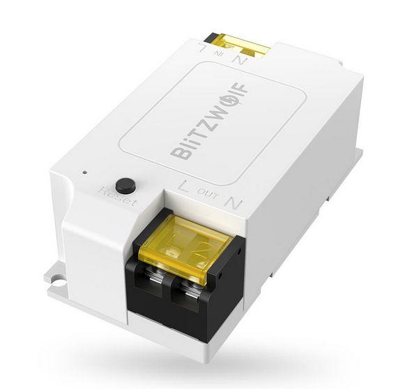 Przełącznik bezprzewodowy BlitzWolf® BW-SS1 WIFI Smart Home APP