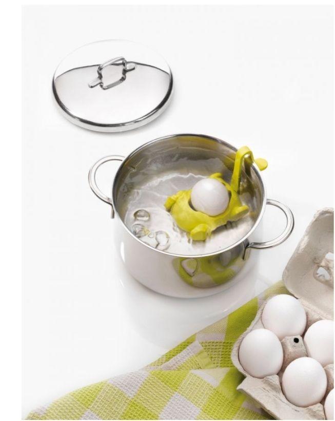 2x Designerski wózek do gotowania jajka :-)