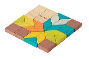 Mozaika Plan Toys za 18,99zł (+ inne zabawki w promocji) @ Empik