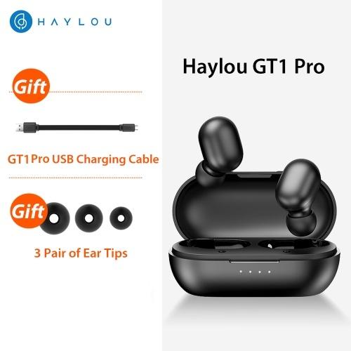 Bezprzewodowe słuchawki Xiaomi Haylou GT1 Pro TWS