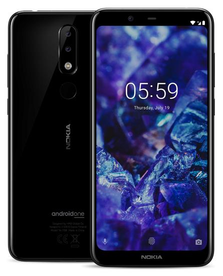 Nokia 5.1 Plus 3/32 ze sklepu Play (NIE brandowany)