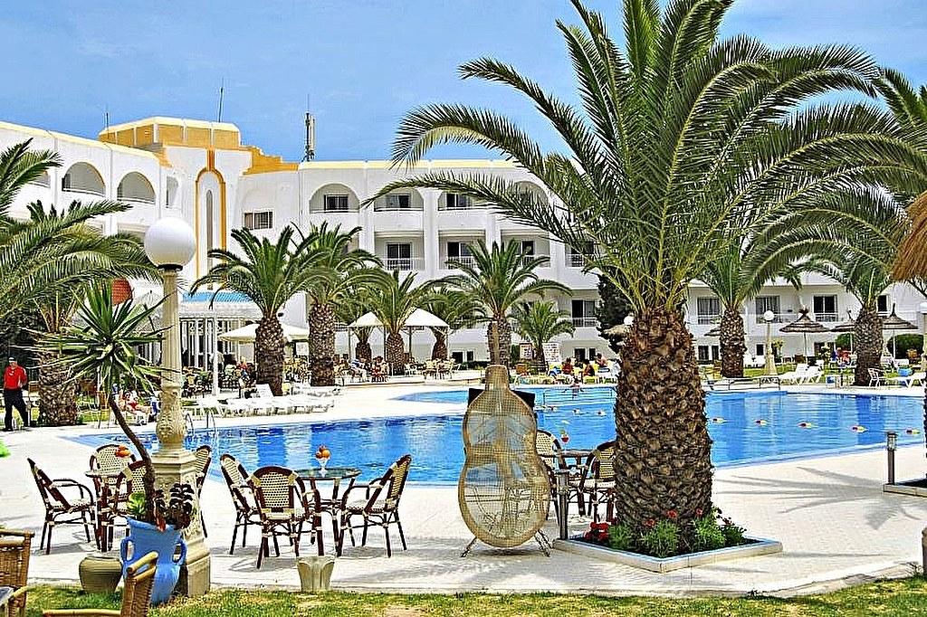LAST Tunezja 4* HB 7dni KTW 10-17.10