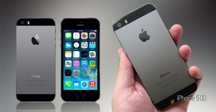 """iPhone 5S 16GB Space Grey za 830zł z dostawą (12 miesięcy gwarancji) (4"""", iOS, 16GB pamięci) @ eBay"""