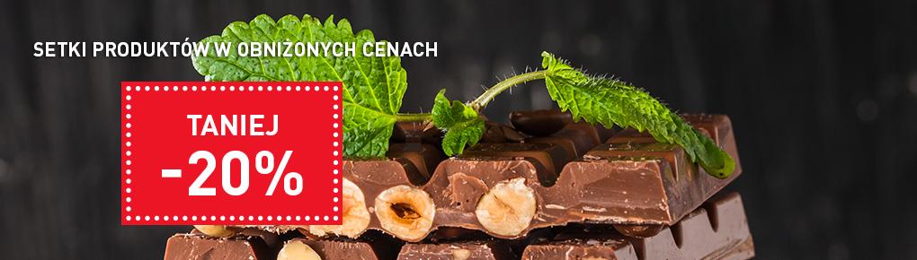 Taniej o -20% wybrane produkty (masło Łaciate 2,99zł,soki i nektary Tymbark 2,79zł) @ Carrefour (Market)