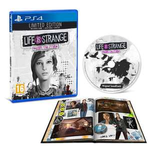 LIFE IS STRANGE BEFORE THE STORM LIMITED PS4