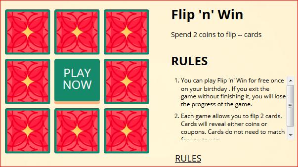 Gierka Flip & Win na Ali, czerwone kupony Aliexpress (2/15$) oraz select, monety (10,30). To co innego, niż ta ogólniedostępna w aplikacji