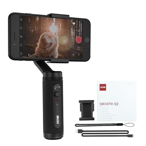 Zhiyun SMOOTH Q2 - 3-osiowy Gimbal dla smartfonów